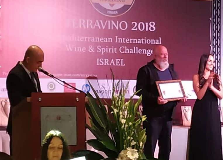 רמי נעמן מיקב נעמן – השתתף וזכה במדליות זהב לקברנה סוביניון 2008 ופורטוני 2012. צילום מדף הפייסבוק