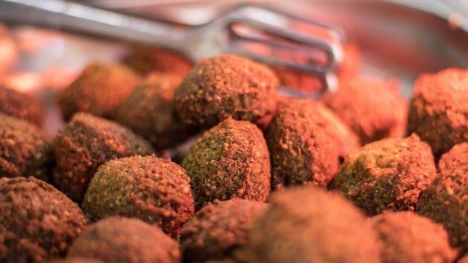 כשמחפשים אוכל ישראלי באתר התמונות pixabay מקבלים פלאפל