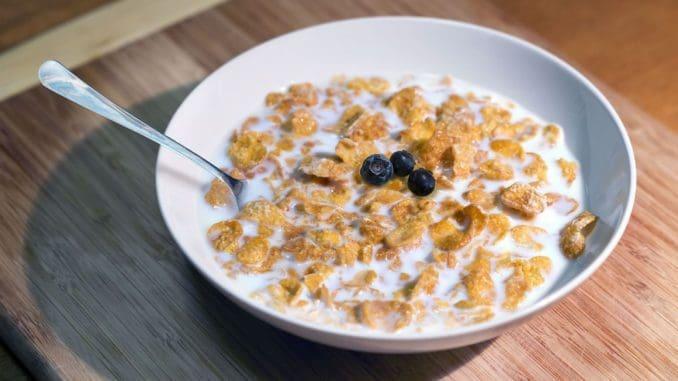 גם דגני בוקר מכילים אקרילאמיד כמו לחם, טוסט, קרקרים, וופלים ועוגיות