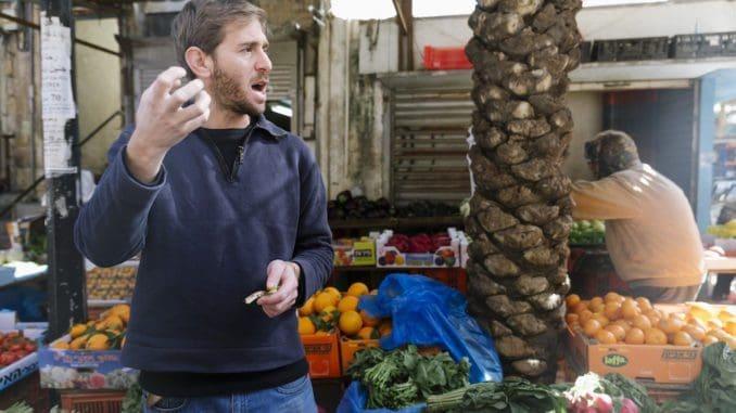 סיור קולינרי בוואדי ניסנס בחיפה. צילום מהבלוג של ארז גלקו