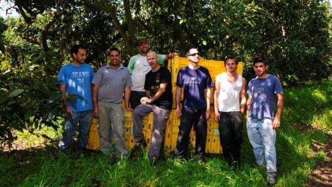 ההתארגנות הוקמה על ידי חקלאי גרנות מ-43 קיבוצים ומושבים שיתופיים. צילום חגי נתיב