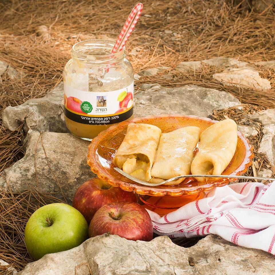למילוי מקפיצים קוביות תפוחי עץ ומשחימים בממרח בטעם חמאה, בסוכר, ובליקר תפוזים. צילום הדס ניצן
