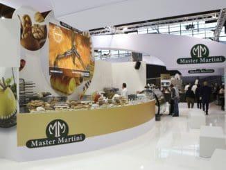 המותג האיטלקי מאסטר מרטיני (MASTER MARTINI) מתמחה בתחום האפייה הקונדיטוריה והגלידה לשוק המקצועי והמותג זוכה להערכה בינלאומית מקונדיטורים בעולם