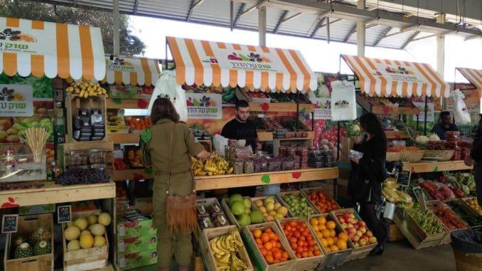 שיתוף הפעולה עם החקלאים בתחנה מציע להם פלטפורמה נוספת למכירת גידוליהם ומוצריהם ללא פערי תיווך ישירות לצרכן הסופי