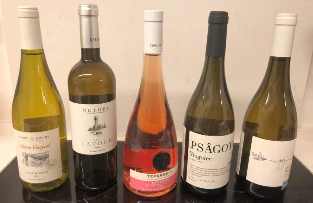 מכירות יינות לבנים ורוזה בעלייה. אולי הווירוס באדומים יוסיף לתנופה. צילום פאפא רצי