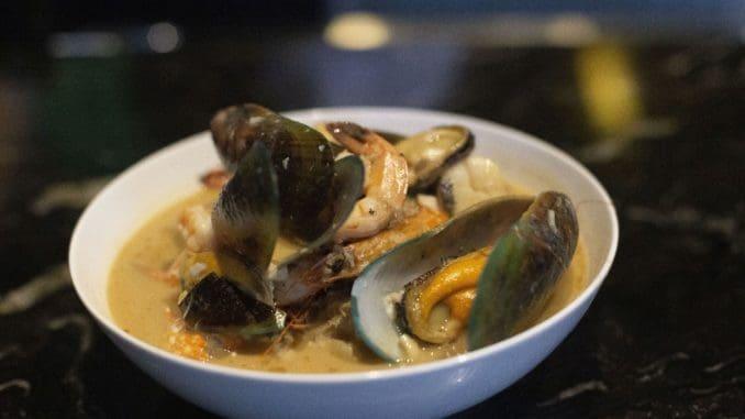 בקנקון יבשלו בוייאבז דגים ופירות ים. צילום Digital & Beyond