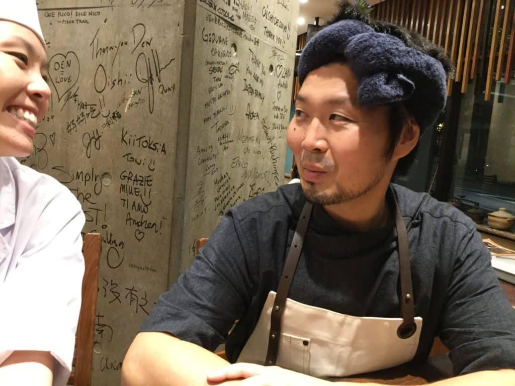 השף. צילום אביטל ענבר