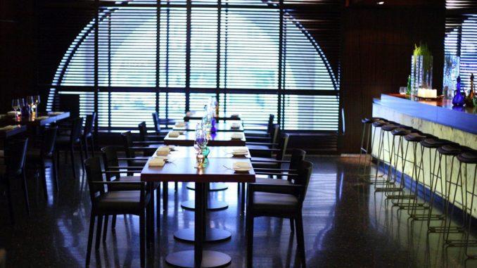 מסעדת סקאלה במלון מצודת דוד. צילום דניאל לילה
