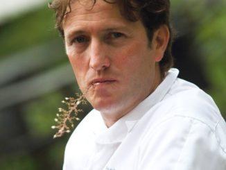 """השף סטפן פרואה דה וו ממסעדת Le Fantin Latour בגרנובל שבצרפת וכוכב """"קרב סכינים"""""""