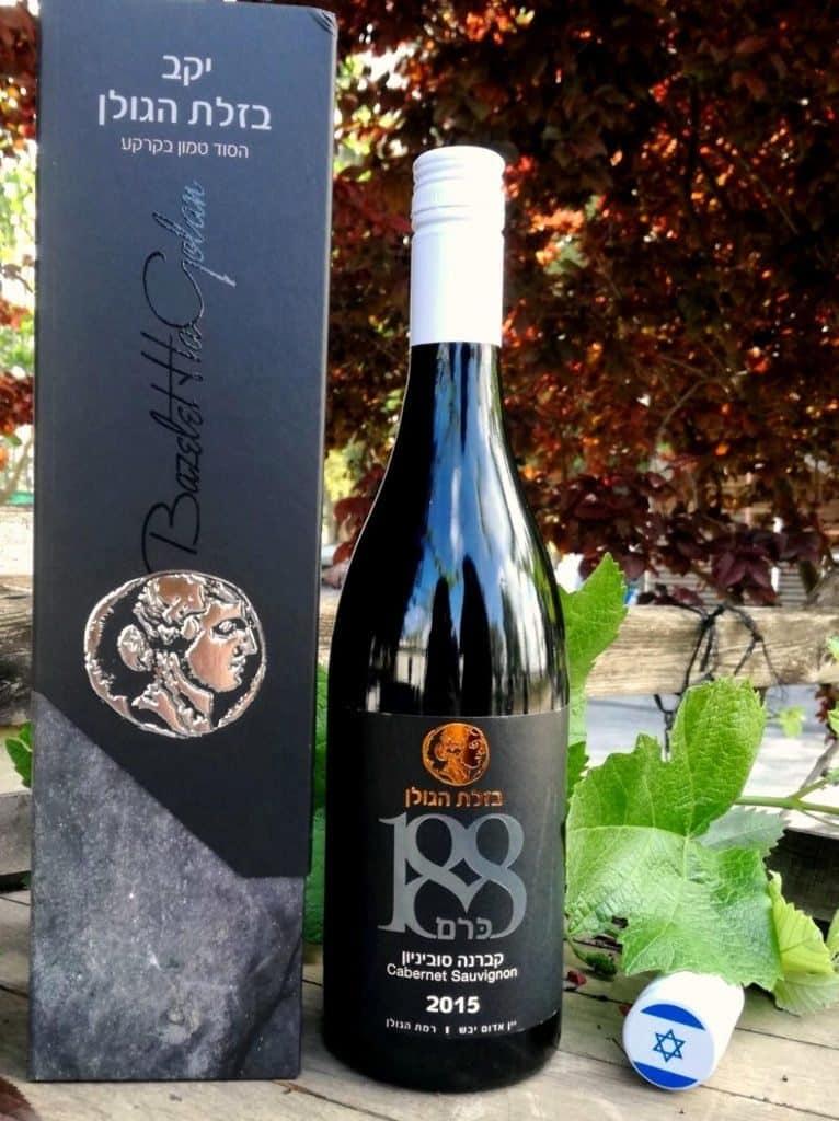 היין הנשיאותי של יואב לוי