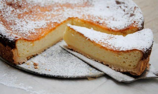 אחת מעוגות הגבינה לשבועות של פסקל פרץ-רובין