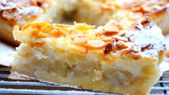 עוגת תפוחים של פסקל פרץ-רובין