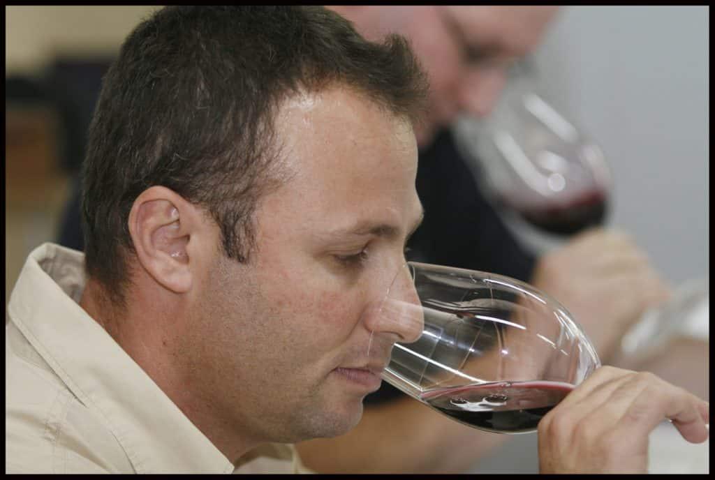 """ליאור לקסר - """"העורך דין של תעשיית היין"""". צילום פרטוש"""