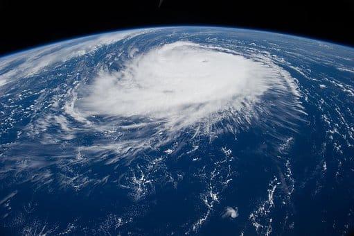 הוריקן אדוארד. צילום pixabay