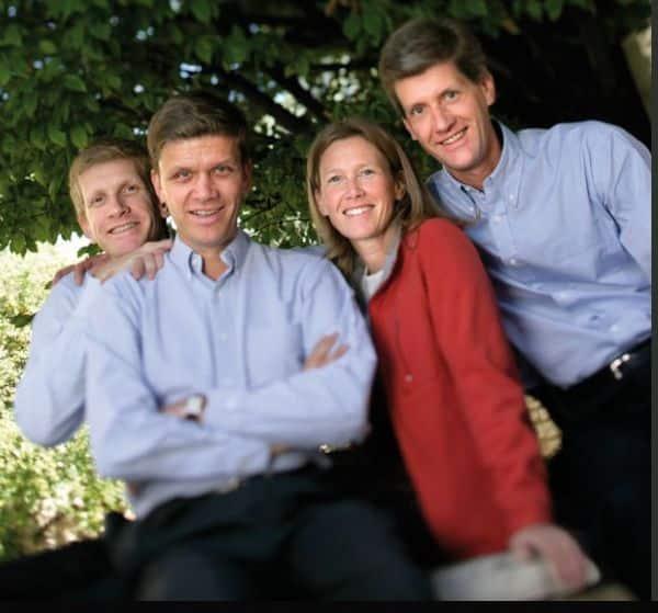 בני הדור הרביעי של משפחת דרוהין