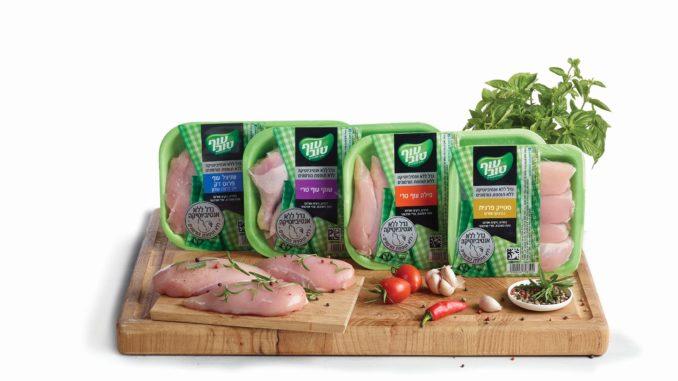 בשבוע שלפני יום העצמאות יש עלייה משמעותית בצריכת מוצרי עוף טרי הנאמדת ב-35% לעומת שבועות אחרים בשנה. צילום סטודיו עוף טוב