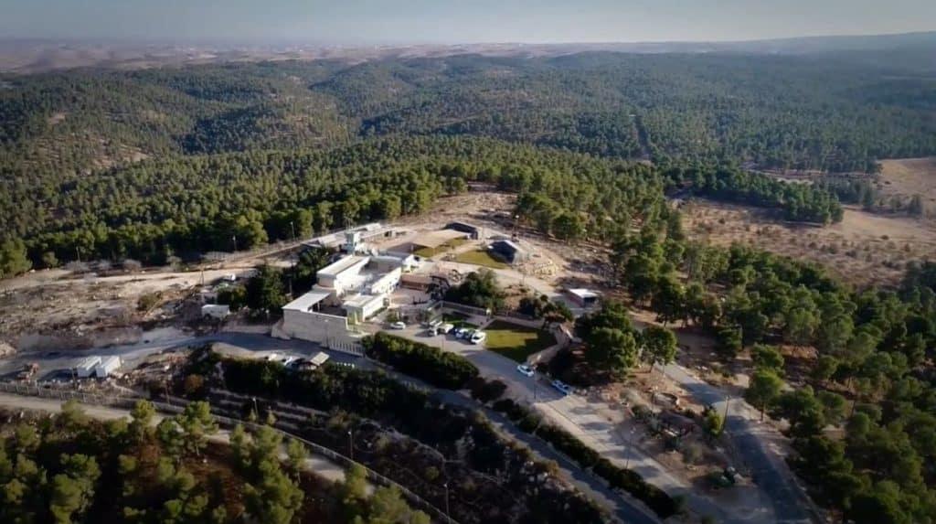 """וזה יער יתיר, צילום מיוטיוב קק""""ל"""