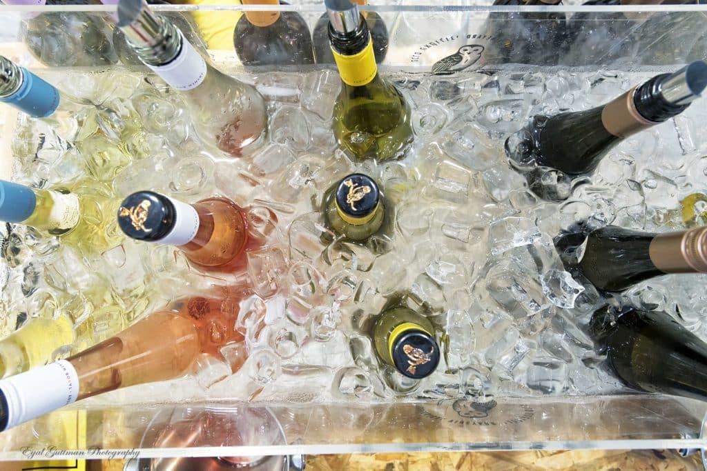 יינות בפסטיבל. צילום איל גוטמן
