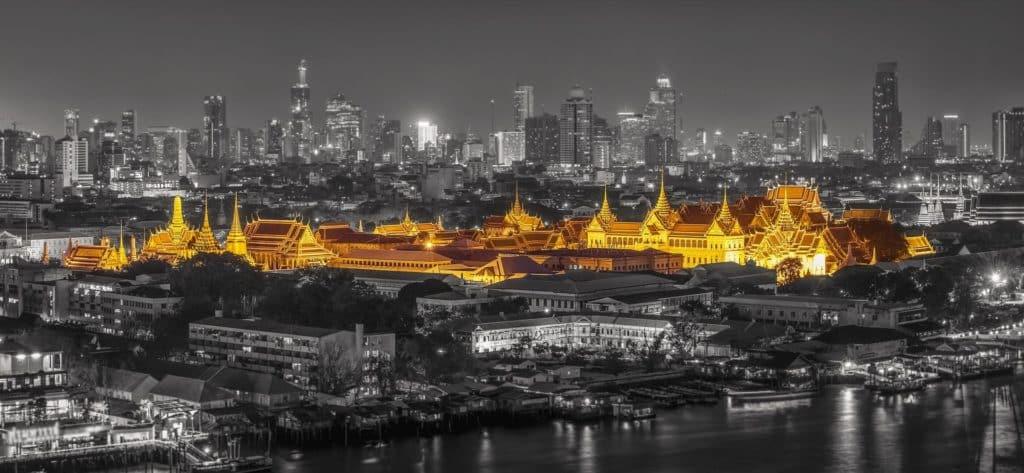 עבור התייר הסיני בנגקוק (תאילנד) היא העיר המועדפת