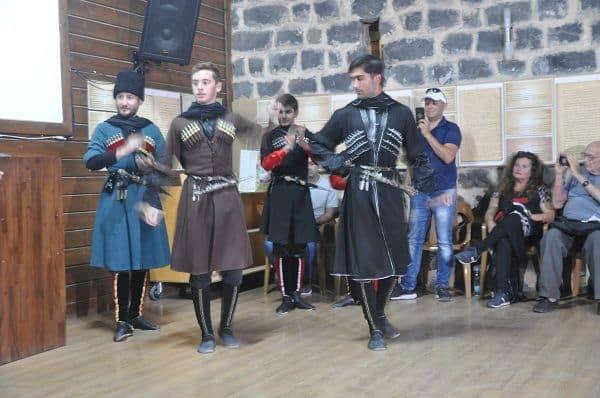 בכל שנה מתקיים כאן הפסטיבל הצ'רקסי השנתי - יומיים של חגיגה אותנטית שהפך בשנים האחרונות לאירוע מרכזי ובעל שם בקרב הקהל הישראלי ובקרב הצ'רקסים בתפוצות. צילום איריס לוי