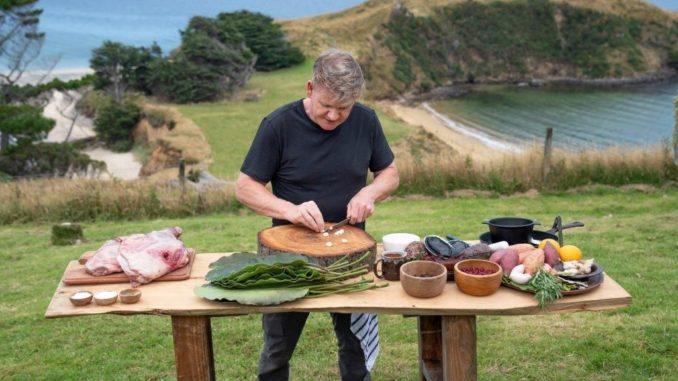 גורדון רמזי גורדון רמזי מגיע אל הפינות המרוחקות ביותר באי הדרומי של ניו זילנד כדי לחשוף את סודות המטבח המאורי