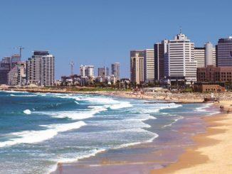 תל אביב נבחרה לאריזות המסטיק יחד עם לונדון, ברלין, ברצלונה ופריז. צילום pixabay