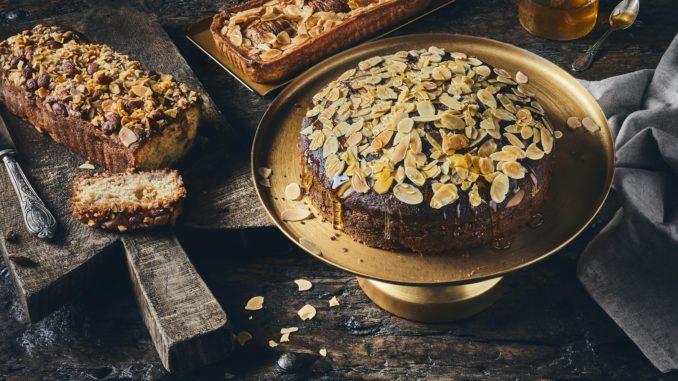 בתמונה עוגות ראש השנה של רשת ארקפה. צילום מעורר תיאבון של אמיר מנחם