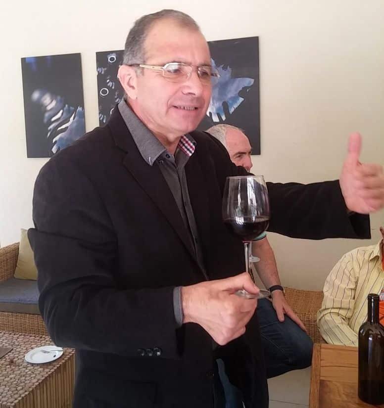 """ד""""ר ארקדי פפיקיאן. צילום ישראל פרקר"""