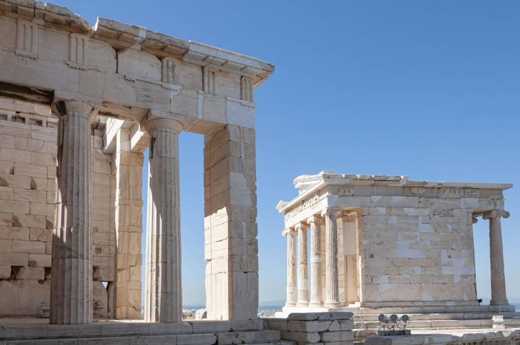 האקרופוליס באתונה. צילום pixabay