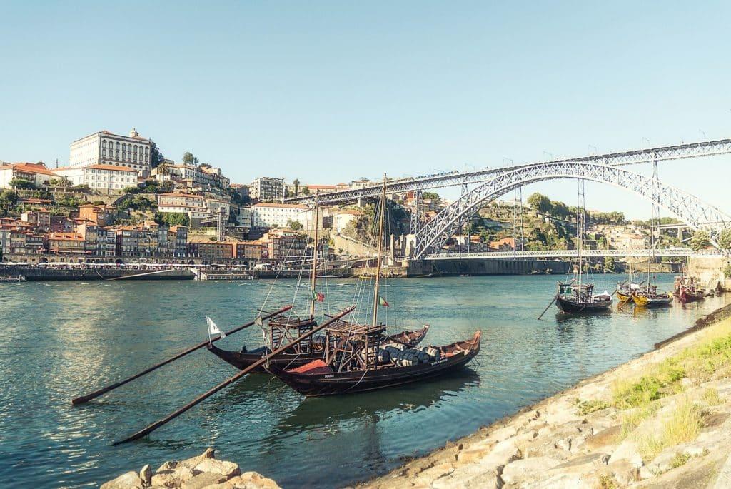 העיר פורטו בפורטוגל. צילום pixabay