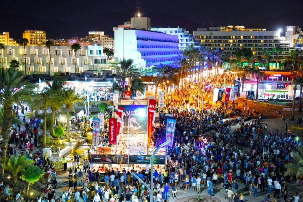 פסטיבל הבירה באילת. צילום יהודה בן ייתח