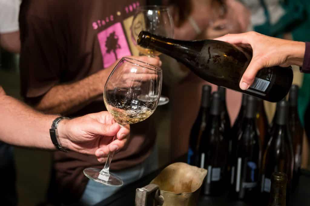 פסטיבל היין באשדוד. צילום ניר שמול