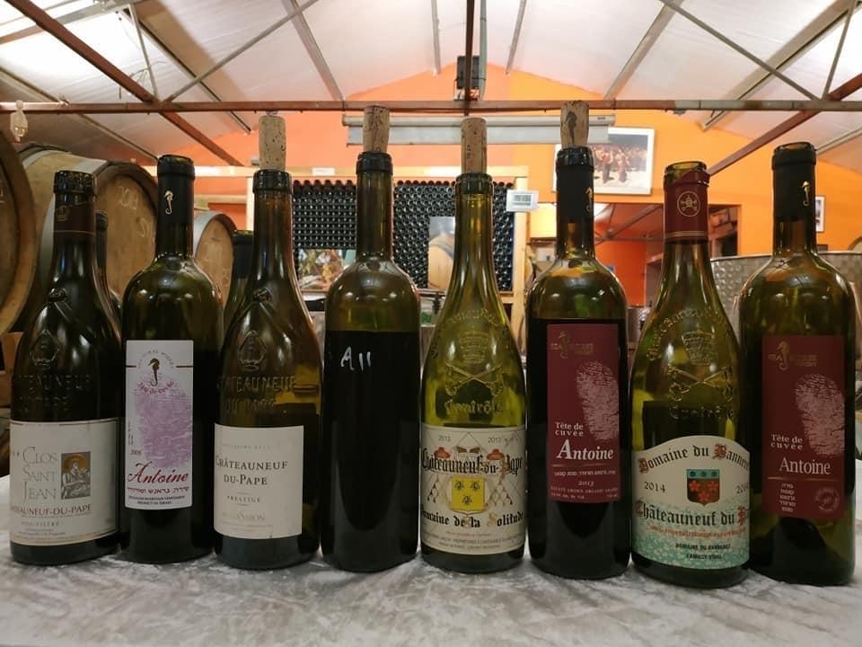 יינות הטעימה העיוורת ביקב סוסון ים