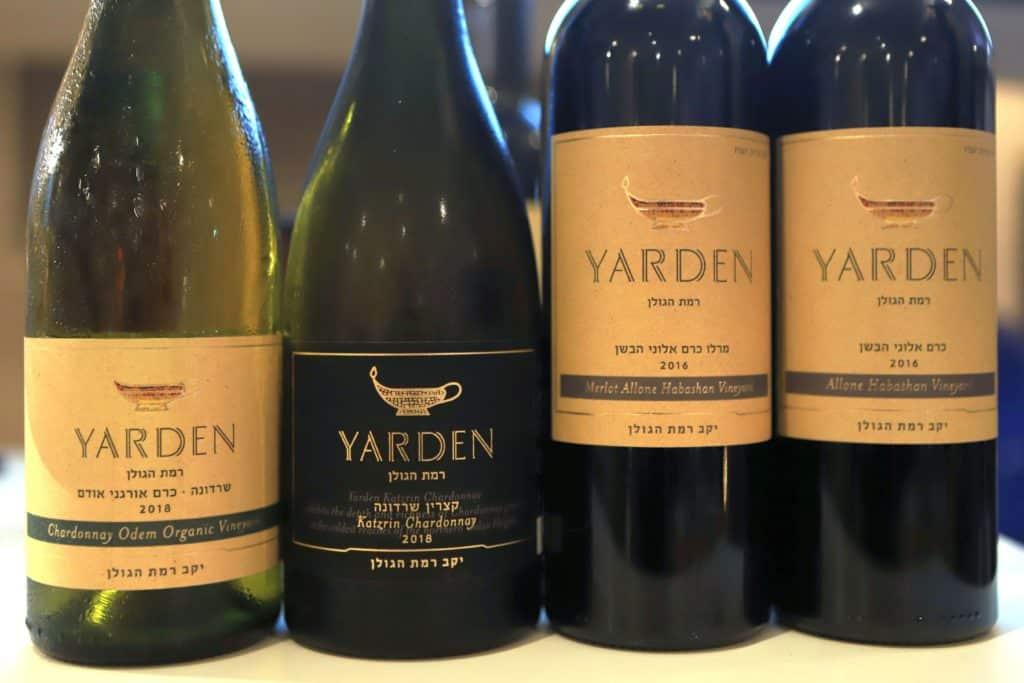 יינות ההשקה של יקב רמת הגולן. צילום דוד סילברמן dpsimages