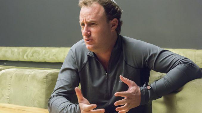 """יעקב ברג: """"לעיתים כשנחשפים לדברי שטנה וארס עדיף להתעלם שמא מעט מהרוח הרעה תדבק גם בך"""". צילום איל גוטמן"""
