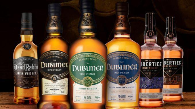 הוויסקי האירי The Dubliner שמיוצר במזקקת דאבלין ליברטי מגיע לישראל באמצעות חברת יורוסטנדרט - מיבואניות האלכוהול הגדולות