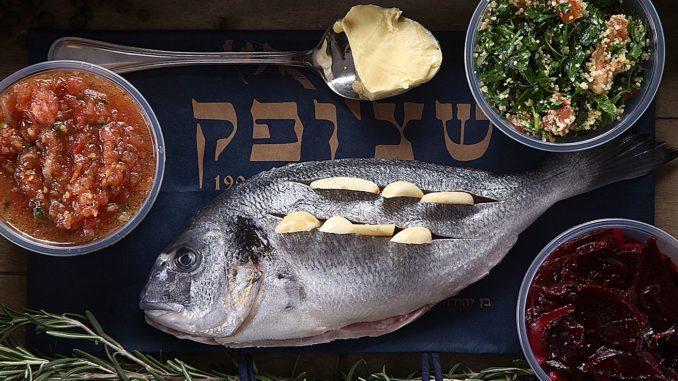הדגים מצוינים. מקום שכדאי לחזור אליו ולא רק בשביל הבוואריה. צילום אפיק גבאי