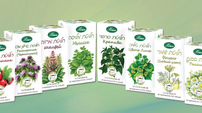 לפי החברה חליטות צמחי המרפא עשויות על טהרת צמחים המוכרים כבעלי השפעה בריאותית מיטיבה
