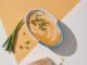 לפני הגשת המנה מחממים את המרק. מוסיפים את הקובה ומגישים. צילום דן פרץ