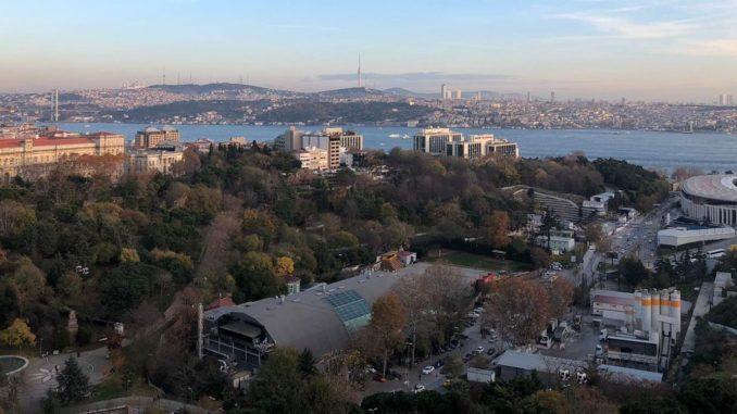 איסטנבול - הבירה הלא רשמית של טורקיה שגרים בה כ-20 מיליון תושבים היא העיר היחידה בעולם שמשתרעת על פני שתי יבשות. צילומים יצחק רביחיא