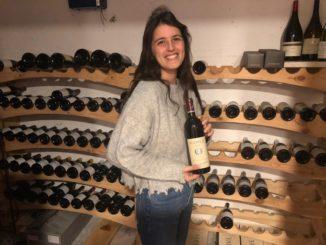 בתמונה גמלא קברנה סוביניון 1986 הראשון של יקב רמת הגולן ביינות אילת – בית יין קולינרי. קראו עוד על המקום בהמשך. צילום פאפא רצי