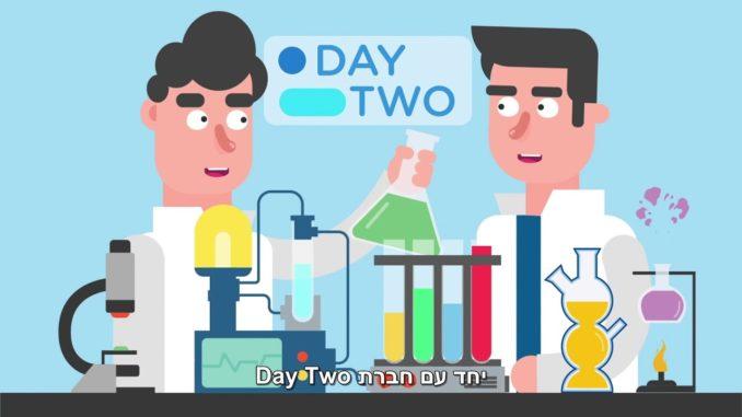 DayTwo: תזונה מותאמת אישית מוצעת ללקוחות כללית שירותי בריאות באתר