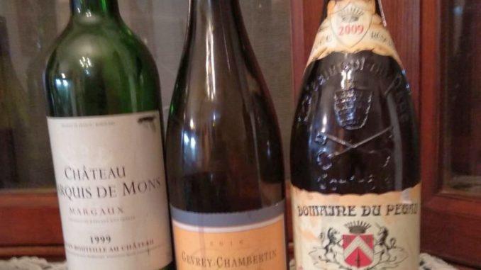 ניו זילנדי, ישראלי וארבעה צרפתים נפגשים. תחילתה של בדיחה? לא, אלה יינות במפגש מועדון יולו. צילום יגאל ברנע