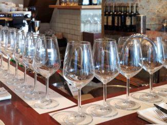 כביכול השוני בין היינות נובע מגובה הכרמים שלהם אך למעשה היין שונה גם עקב מיקום הכרם, גם בגלל כמות החביות החדשות וגם הסוג השונה של הקרקע. צילום ישראל פרקר